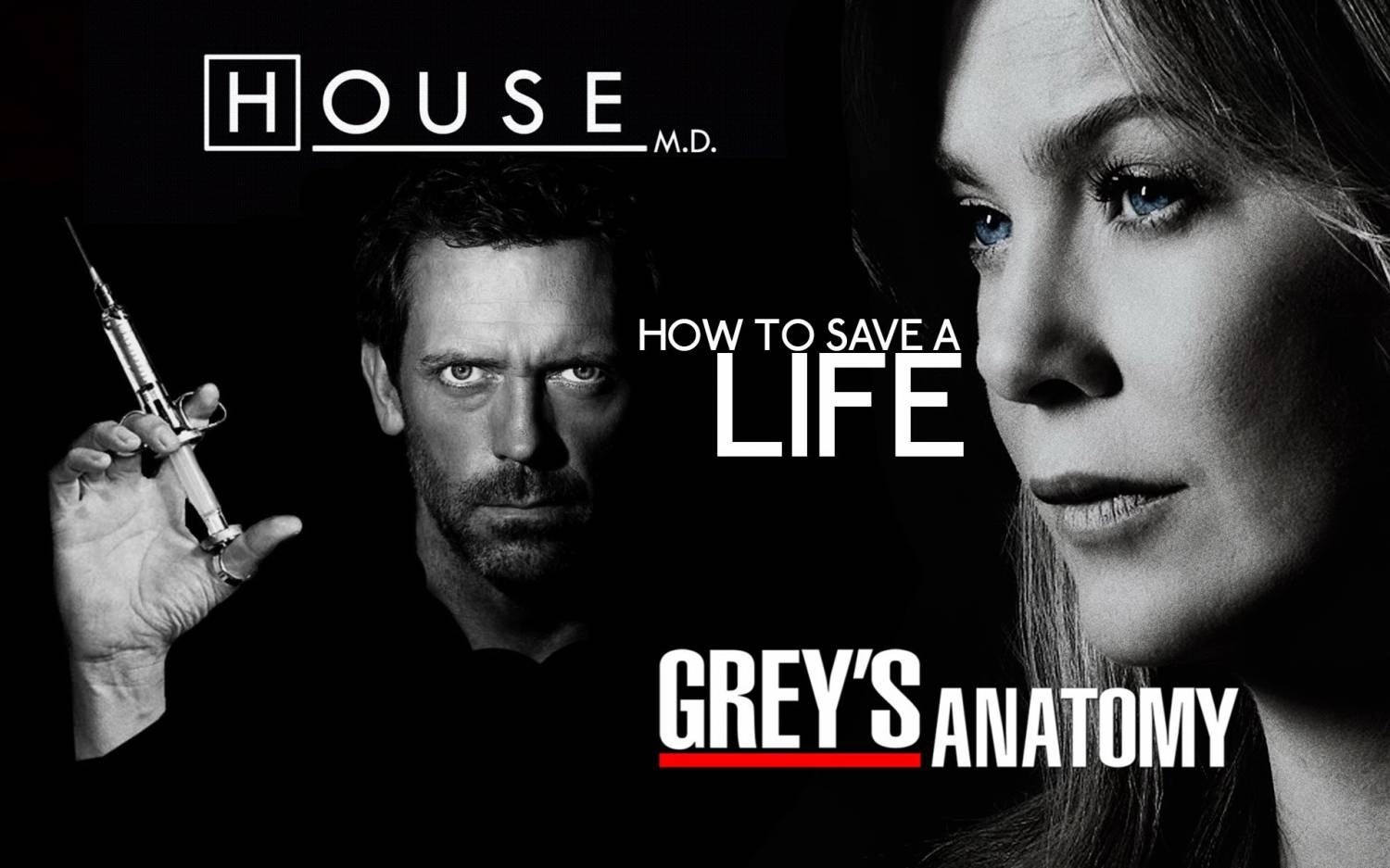 Dr House Vs Grey's Anatomy